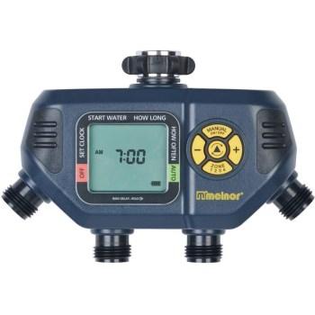 Melnor   63280 4 Zone Digital Timer