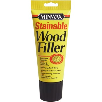 Stainable Wood Filler ~ 6 oz