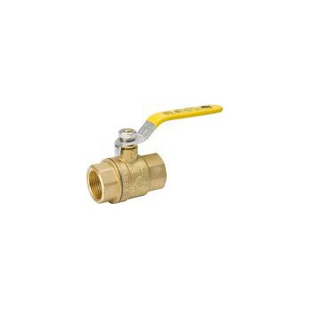 107830nl 3in. Brass Ball Valve