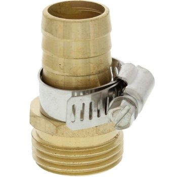 3528mc 3/4 Male Hose Coupling