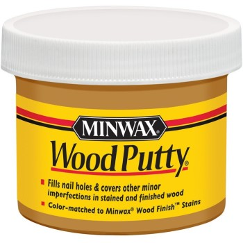 Wood Putty,  Colonial Maple ~ 3.75 oz