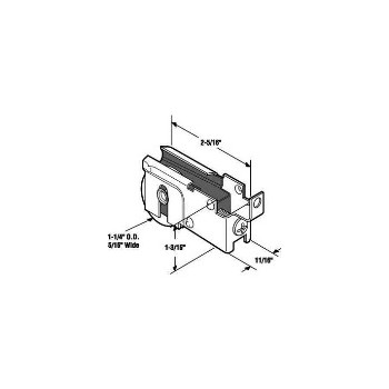Slide Dr Roller Assembly
