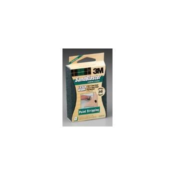 3M 051111115152 Sanding Sponge - Paint Stripping
