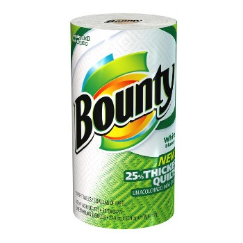 Bounty White Paper Towel