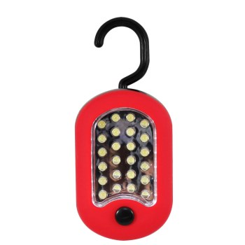 Bright-Way®  Utility Light, Assorted Colors ~ 27 LEDs