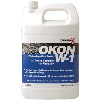 Rust-Oleum OK911 Zinsser Okon W-1 Waterproofing Sealer ~ Gallon