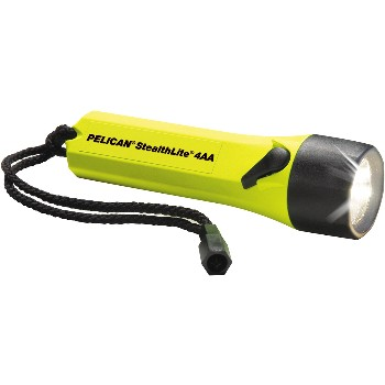 Xenon Flashlight, Stealth Lite™ ~ Yellow