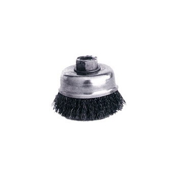 Knot Cup Brush, 4 inch