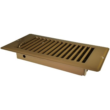 Floor Register, Adjustable 4 x 8""