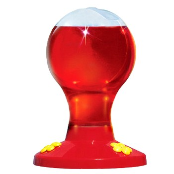 Hummingbird Feeder, Nectar Included 16 Ounce