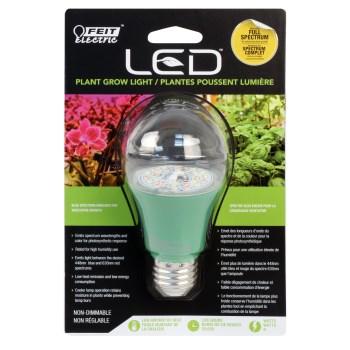 Feit Electric  A19/GROW/LEDG2 LED Plant Grow Light ~ 9 watt