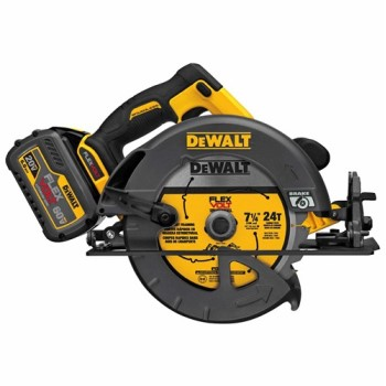 Black & Decker/dewalt Dcs575t1 Circular Saw Kit ~ 60v