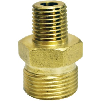 1/4in. Male Screw Nipple