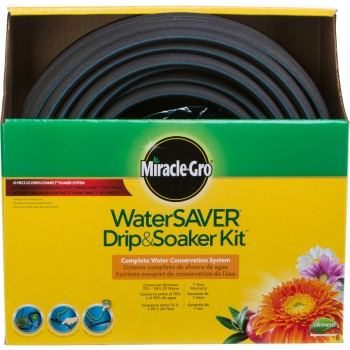 Drip & Soaker Hose Kit ~ 100 ft.