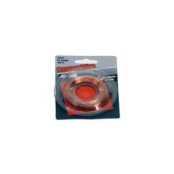 Copper Wire - 24 Gauge - 100 feet