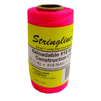 Stringliner 35162 Construction Line, Braided ~ 250 ft.