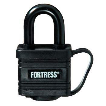 Covered Laminate Padlock