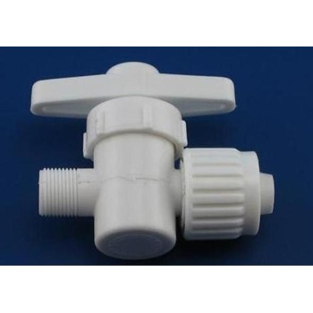 Flair-It   16892 1/2x3/4 Strght Stop Valv