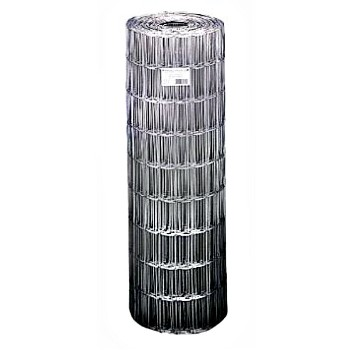 "Galvanized Cage Wire ~ 24"" x 25 ft"
