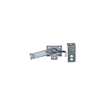 Barn Door Jamb Latch, 4 Inch