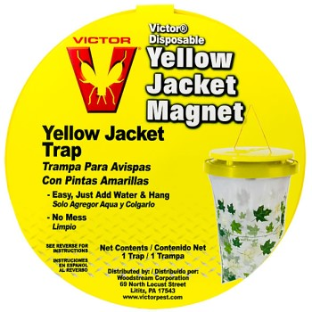 Yellow Jacket Bag Trap