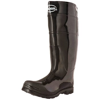 Boss 2KP200108 PVC Boot, Over the Sock ~ Mens Size 8
