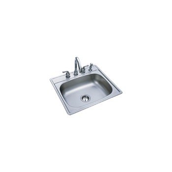 Franke  FSS604NB Sink, Single Bowl 25 x 22 x 6