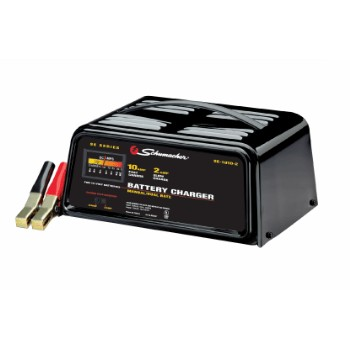 Battery Charger - Manual 10/2 Amp 12V