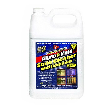 Algae & Mold Stain Clearner/Remover ~ Gallon