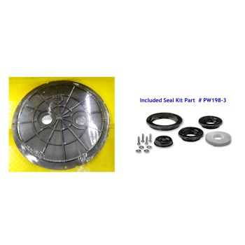 Sewage Basin Cover Kit