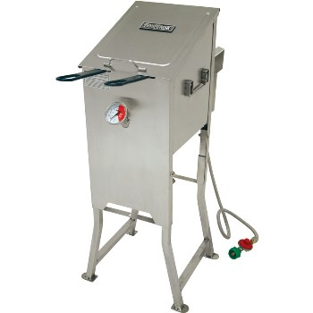 Bayou Classics 700-701 Gas Fryer ~ 4 gallon