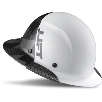 Carb Fibr Hard Hat