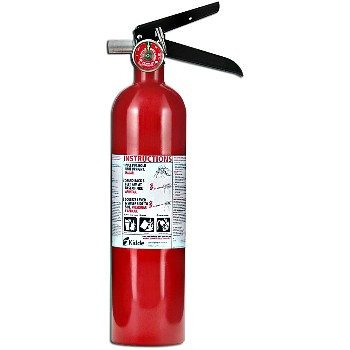 Kidde 46622701 ProLine Fire Extinguisher, 1-A, 10-B:C  Rated ~ 2.5 lbs