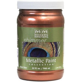 Metallic Paint, Copper Penny 32 Ounce