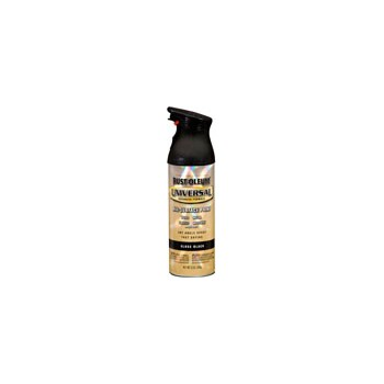 Rust-Oleum 245196 Sp Gloss Black Paint