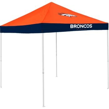 Logo Brands 610-39E Denver Broncos Tent