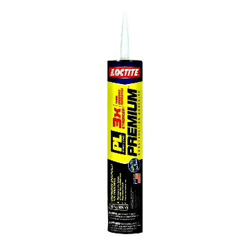 OSI/Henkel 1390594 PL Premium Construction Adhesive ~ 28 oz Tubes