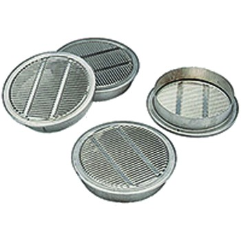 Air Vent Inc 50003 Ventilators - Miniature Louver - 4 inch