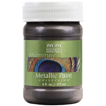 Metallic Paint, Smoke 6 Ounce