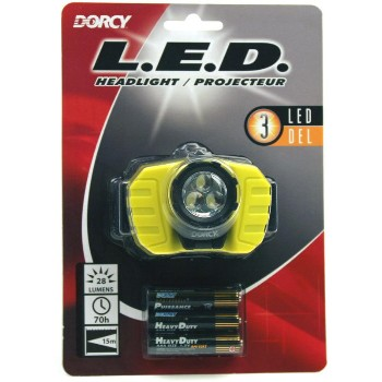 Aaa 3 Led Headlight