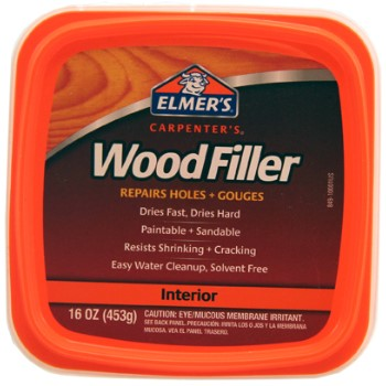 Elmers   E849D8 Wood Filler ~ Interior, Pint