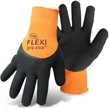Med Latex Palm Gloves