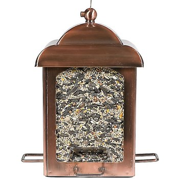 Ant Copper Chalet Feeder