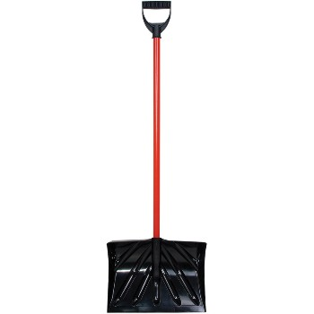 Snow Shovel, Dual Use ~ 16.25""