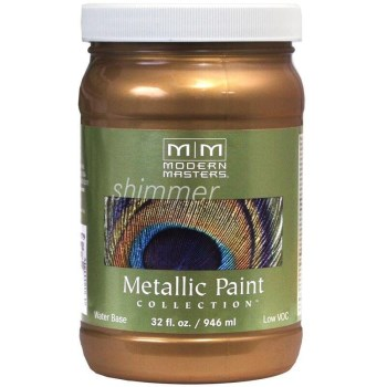 Metallic Paint, Antique Bronze 32 Ounce