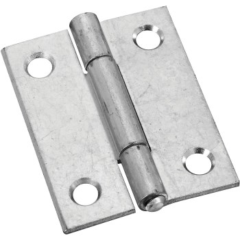 Hinges, Non-removable Pin - 2 inch
