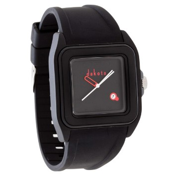 Retro Jelly, Black Dial & PU Band