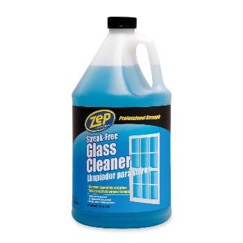 ZEP Glass Cleaner  ~ One Gallon Container