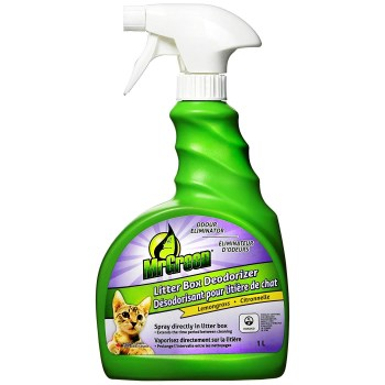 MrGreen Litter Box Deodorizer ~ 34 oz. Spray