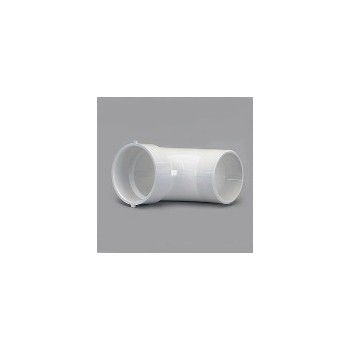 90 Degree Sanitary Elbow, 4 inch